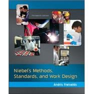 Niebel's Methods, Standards, & Work Design,9780073376363