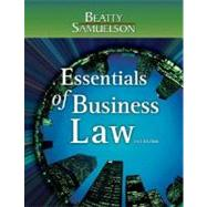Essentials of Business Law with Infotrac,9780324206364