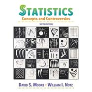 Statistics : Concepts and Controversies