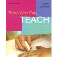 Those Who Can, Teach,9780618626373