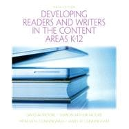 Developing Readers and Writers in the Content Areas K-12,9780137056378