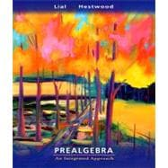 Prealgebra : An Integrated Approach