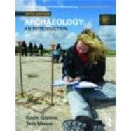 Archaeology: An Introduction,9780415496391