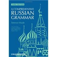 A Comprehensive Russian Grammar,9781405136396