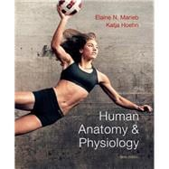 Human Anatomy & Physiology Plus MasteringA&P with eText -- Access Card Package,9780321696397