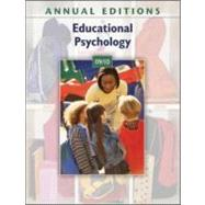 Annual Editions: Educational Psychology 09/10