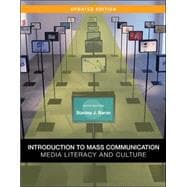 Introduction to Mass Communication:  Media Literacy and Culture, Updated Edition,9780077286408