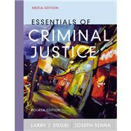 Essentials of Criminal Justice With Infotrac