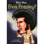 Who Was Elvis Presley?,9780448446424