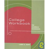 College Workbook for Glenn/Miller/Webb/Gray's The Writer's Harbrace Handbook, 2nd and Hodges' Harbrace Handbook, 15th
