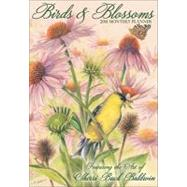 Sherri Buck Baldwin Birds & Blossoms; 2011 Monthly Planner C..., 9780740796432  