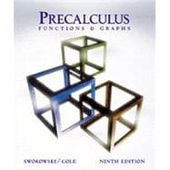 Precalculus Functions and Graphs (with CD-ROM),9780534396435