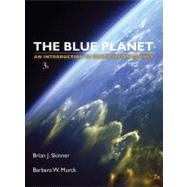 The Blue Planet: An Introduction to Earth System Science, 3rd Edition,9780471236436