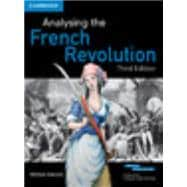 Analysing the French Revolution + Interactive Textbook by Adcock, Michael