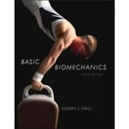 Basic Biomechanics,9780073376448