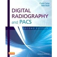 Digital Radiography and PACS,, 9780323086448  
