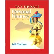Personal Finance Tax Update with Financial Planning Workbook and Software