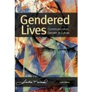 Gendered Lives,9781111346485