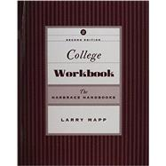 College Workbook: The Harbrace Handbooks