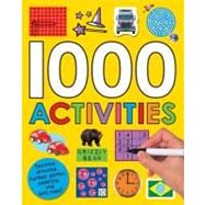 1000 Activities, 9780312506506  