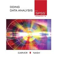 Doing Data Analysis with SPSS Version 16.0