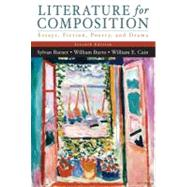 Literature for Composition : Essays, Fiction, Poetry, and Drama (with MyLiteratureLab),9780321296511