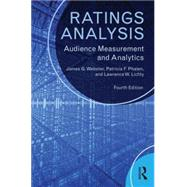 Ratings Analysis: Audience Measurement and Analytics,9780415526524