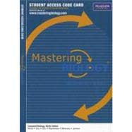 MasteringBiology Student Access Code Card for Campbell Biology, 9/E