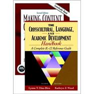 CLAD Handbook and SIOP Model Bundle,9780205446537