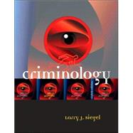 Criminology With Infotrac