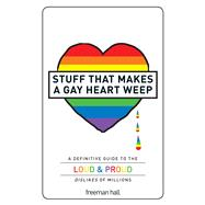 Stuff That Makes a Gay Heart Weep : A Definitive Guide to th..., 9781440506550  