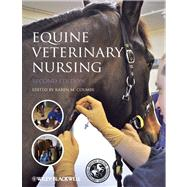 Equine Veterinary Nursing, 9780470656556