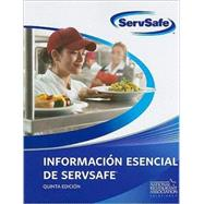 ServSafe Essentials Spanish 5th Edition with Answer Sheet, Updated with 2009 FDA Food Code,9780135026557