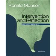 Intervention and Reflection : Basic Issues in Bioethics,9781111186562