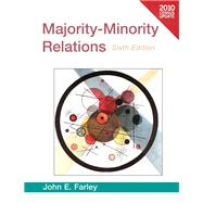 Majority-Minority Relations Census Update,9780205006571