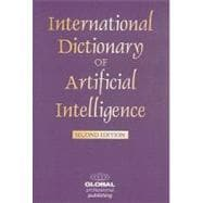 International Dictionary of Artificial Intelligence, 9780852976579