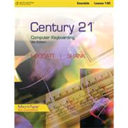 Century 21� Computer Keyboarding, Lessons 1-80, 9th Edition