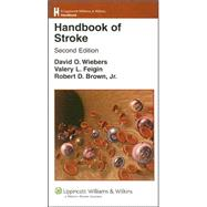 Handbook of Stroke, 9780781786584