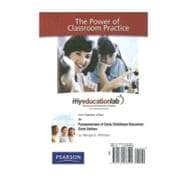 MyEducationLab with Pearson eText -- Standalone Access Card -- for Fundamentals of Early Childhood Education