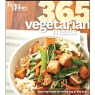 Better Homes and Gardens 365 Vegetarian Meals, 9780470886601  