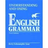 Understanding and Using English Grammar (Blue) (Without Answer Key),  High-Intermediate-Advanced,9780139586613