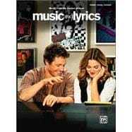 Music and Lyrics: Music from the Motion Picture, 9780739046616