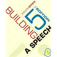 Building a Speech