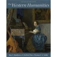 The Western Humanities, Complete,9780073376622