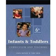 Infants and Toddlers : Curriculum and Teaching,9781418016623
