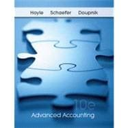 Advanced Accounting, 9780078136627  