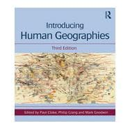 Introducing Human Geographies, Third Edition,9780415826631