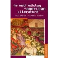 The Heath Anthology of American Literature, Concise Edition,9780618256631