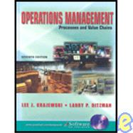 Operations Management: Processes and Value Chains