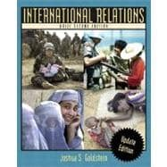 International Relations Brief, Update Edition,9780321276643